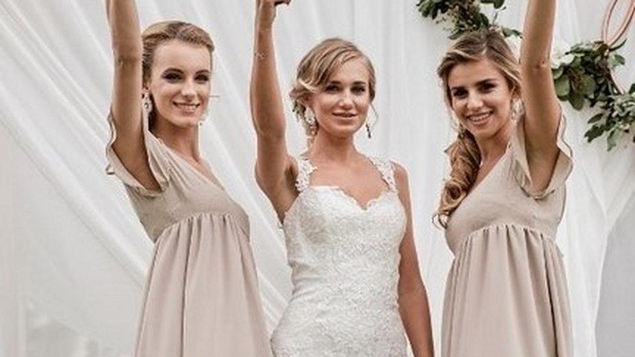 Jakie kolory na wesele?