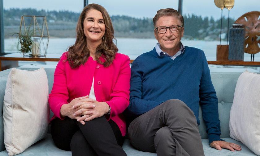 Bill i Melinda Gatesowie