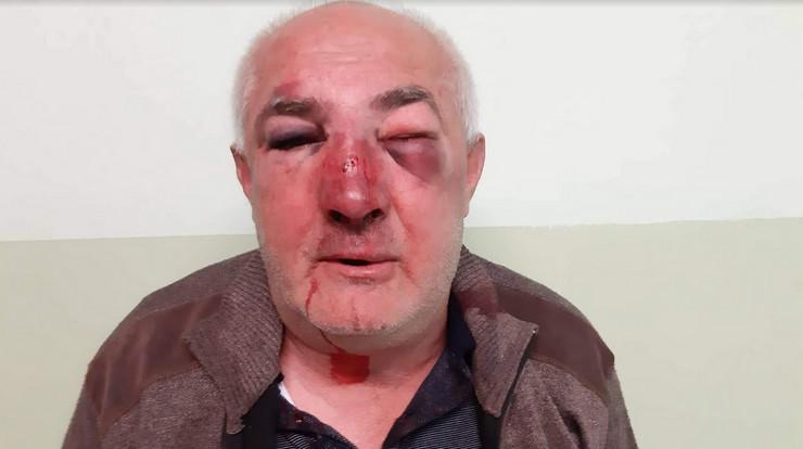 Žarko Sparić (65), taksista iz Priboja