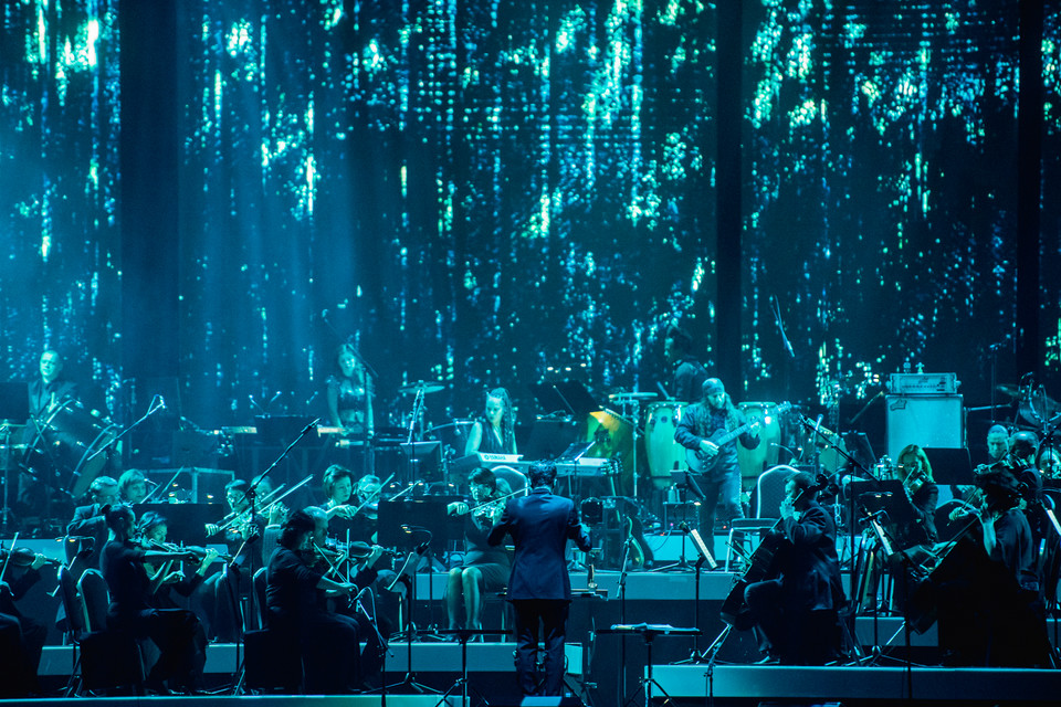 "Koncert ""The World of Hans Zimmer"" w Tauron Arena Kraków"