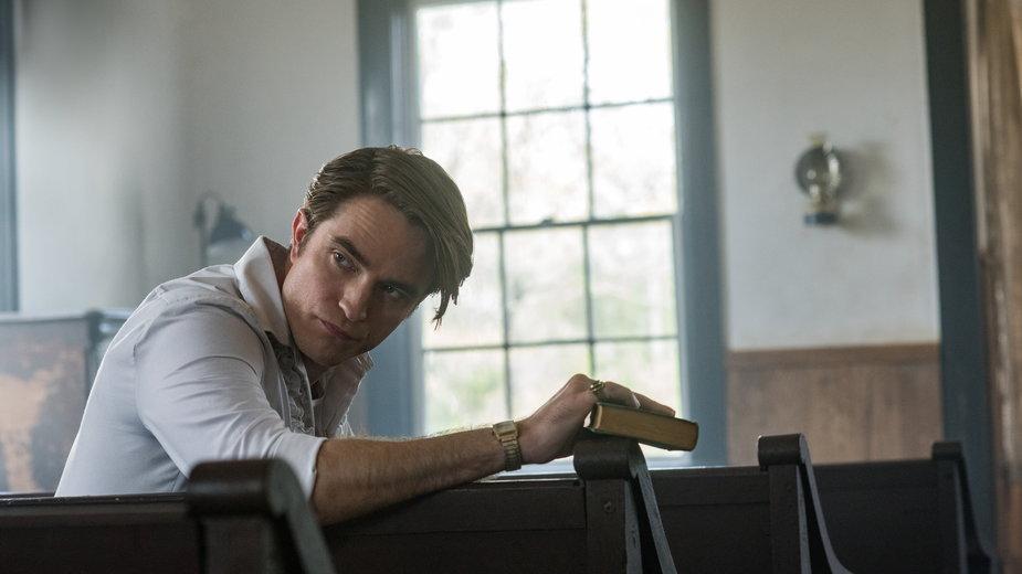 """Robert Pattinson w filmie """"Diabeł wcielony"""""""