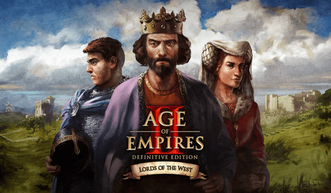 Premiera Age of Empires II: Definitive Edition - Lords of the West. Dodatek wprowadza trzy nowe kampanie