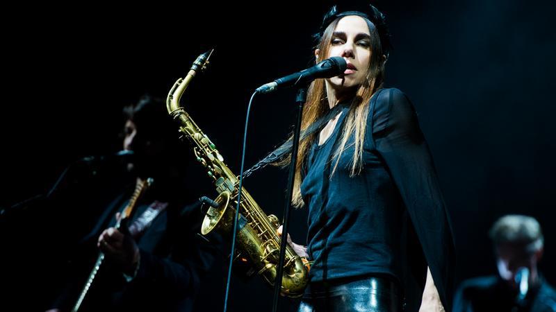 PJ Harvey na Open'er Festival 2016