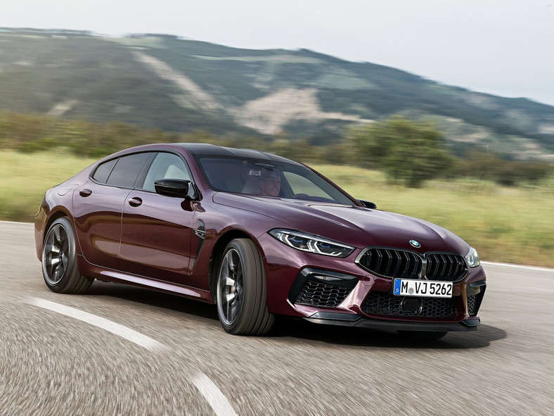 BMW-M8 Gran Coupe