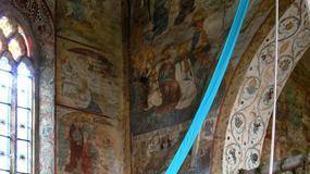 """Małujowice - kościół św. Jakuba Apostoła """"śląską Sykstyną"""""""