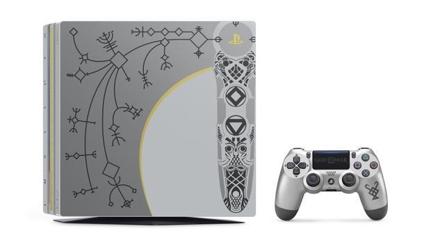 PlayStation 4 Pro God of War Zdj.1