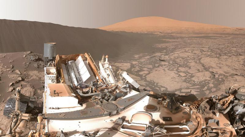 Członkowie wyprawy na Marsa bardziej narażeni na nowotwory niż zakładano