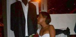 Narzeczony umarł, poślubiła manekina w jego stroju