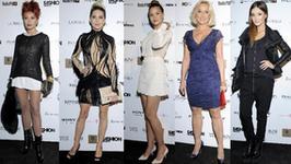 """Gwiazdy pokazują metki na imprezie """"Fashion"""""""