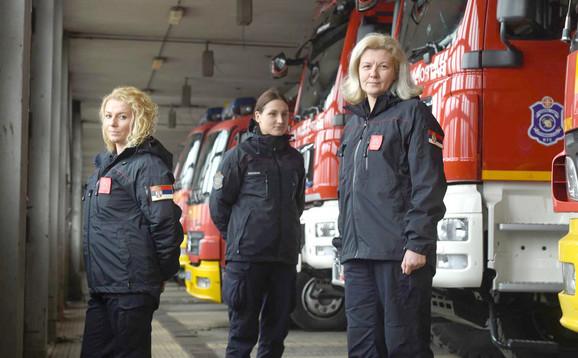 Timski rad presudan za odlične rezultate: Jelena, Milena i Dragana