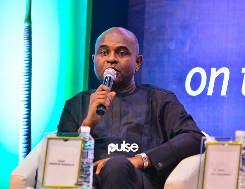 Prof. Kingsley Moghalu contested the 2019 presidential election. Says Buhari erred by issuing directives to CBN (Pulse)