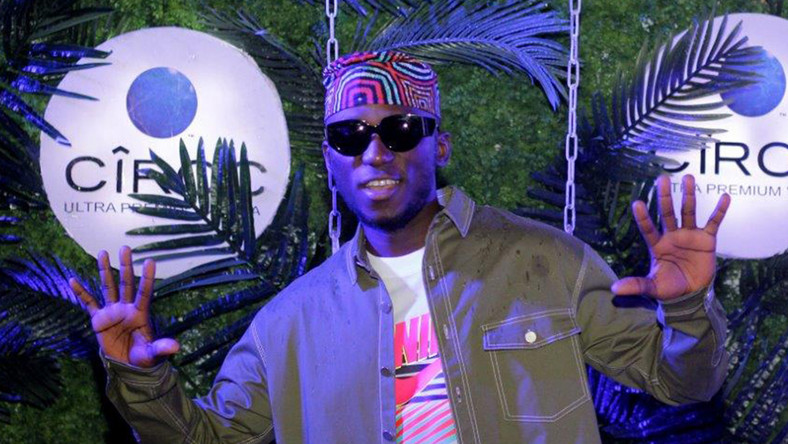 DJ Spinall light up Cîroc Night Life