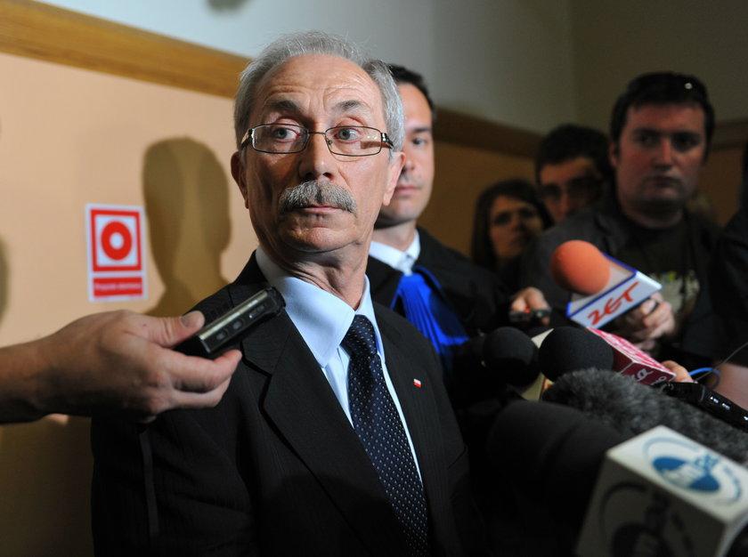 Stanisław Kostrzewski stracił stanowisko skarbnika PiS