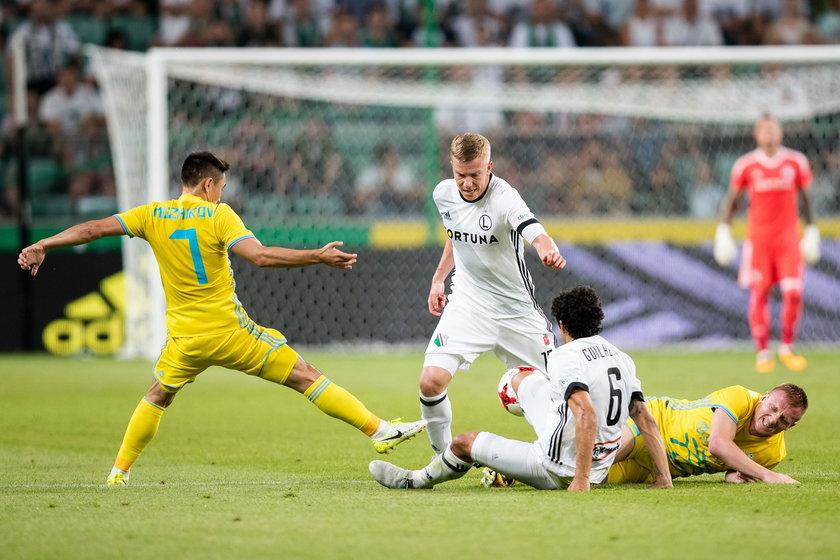 Legia Warszawa - FK Astana
