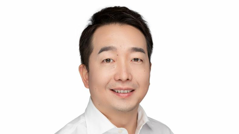 Jason Guo, dyrektor realme na Europę Wschodnią