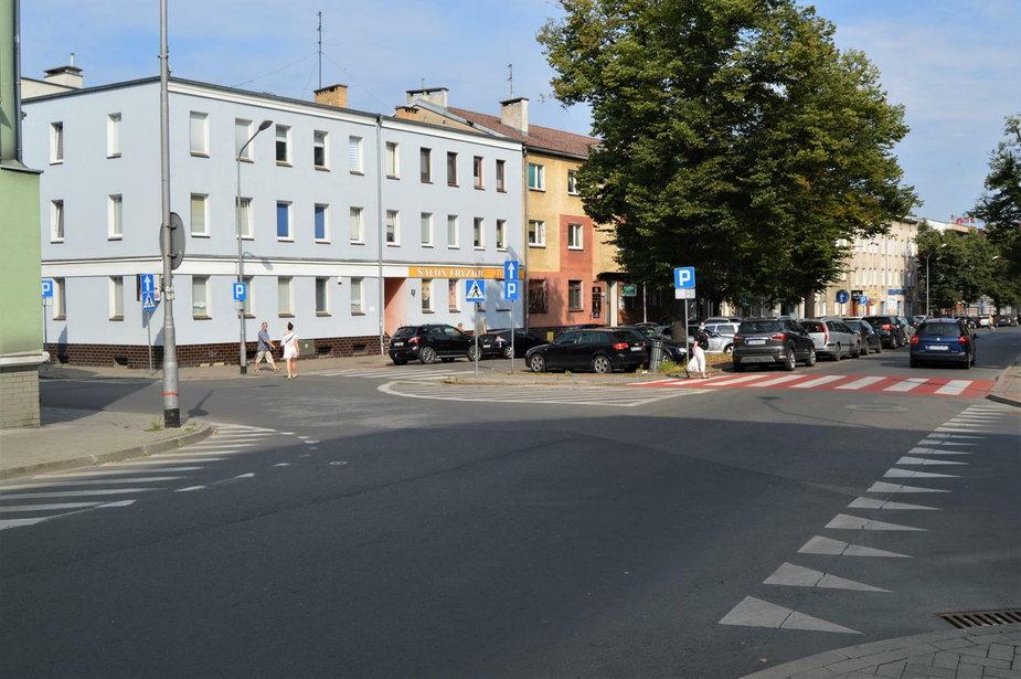 Utrudnienia na skrzyżowaniu ulic Limanowskiego z Wojska Polskiego