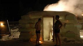 Finlandia - sauna dobra na wszystko...