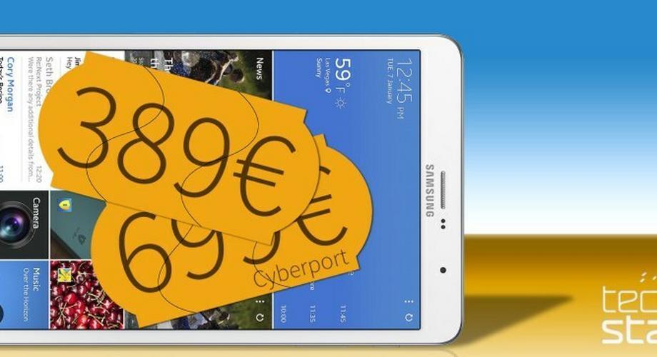 Ab 389 Euro: Pro-Tablets von Samsung günstiger als vermutet