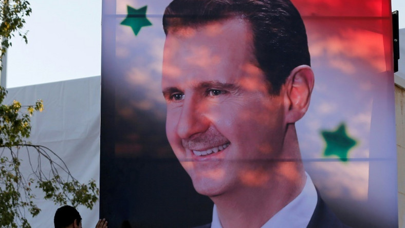 The United States says it is no longer seeking to topple Syrian President Bashar al-Assad