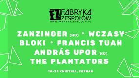 Enea Spring Break 2017: koncerty w Scenie Okno Fabryki Zespołów