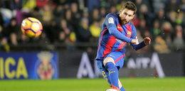 Messi padł ofiarą wandali! Oszczędzili wyłącznie jego nogi