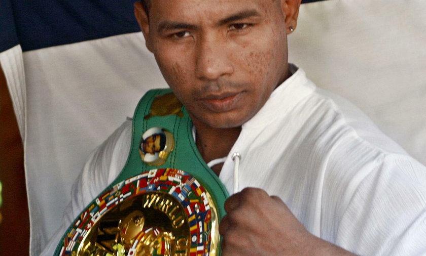 Ricardo Mayorga pobity na ulicy. Mistrz świata w boksie został zaatakowany kijem baseballowym