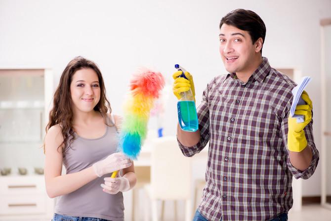 Ukoliko pomažu u kući muškarci će imati srećnije, zadovoljnije i zdravije partnerke