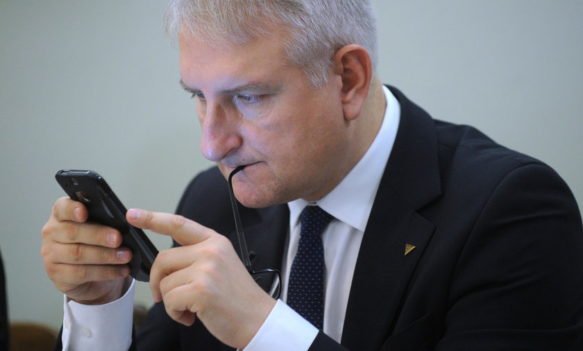 Poseł Stanisław Pięta