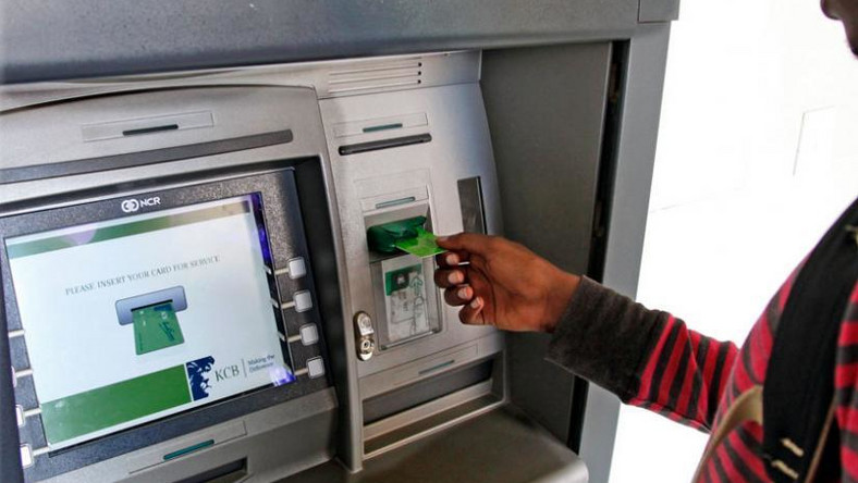 The two Nigerians allegedly used a skimmer machine and micro camera to steal pin numbers of ATM users. (Allafrica)