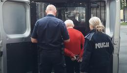 Konstantynów Łódzki: Rzucił się z nożem na partnerkę. Zarzuty dla 66-latka