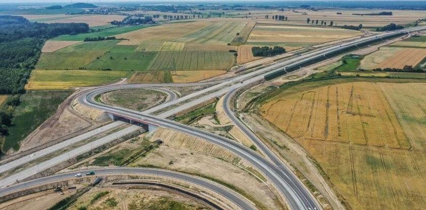 Absurd na A1! Zbudowali autostradę, ale ciężarówki nią nie pojadą