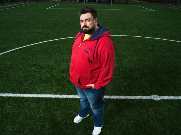 Tomasz Sekielski, fot. Darek Golik