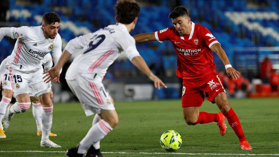 Real Madryt - Sevilla FC
