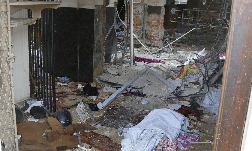 Sri Lanka, wybuchy