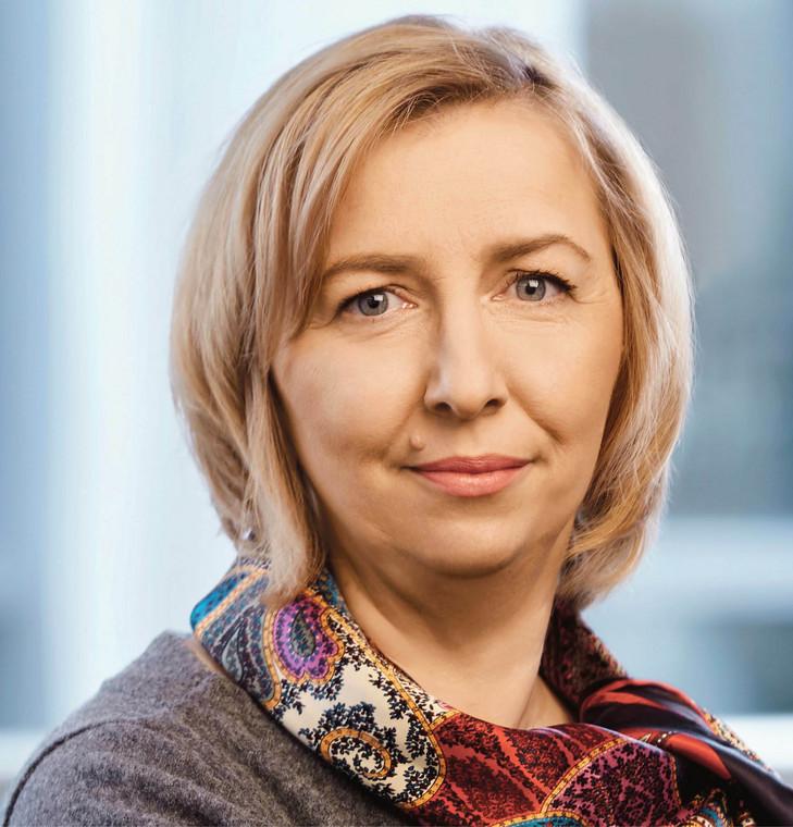 Agata Wiśniewska-Półtorak, dyrektor departamentu realizacji dochodów ZUS  fot. Materiały prasowe