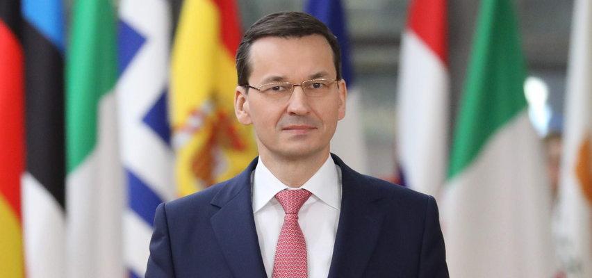 Przed premierem Morawieckim ważne wystąpienie w Parlamencie Europejskim. Co mu radzą politycy?