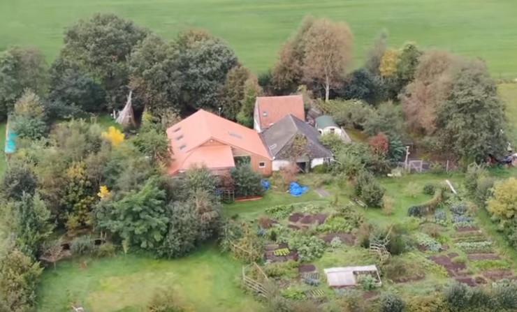 Kuća u Holandiji gde je otac sa decom devet godina čekao kraj sveta