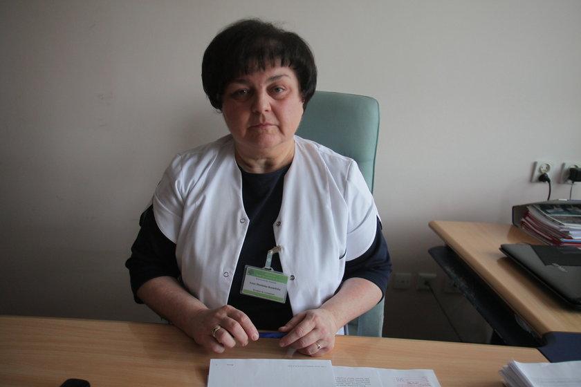 Załamana dyrektor szpitala w Radomiu: Nie ma kto leczyć pacjentów!