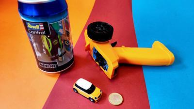 Mini-RC-Autos für die Hosentasche: Winzige Modelle mit Fernsteuerung ab 9 Euro