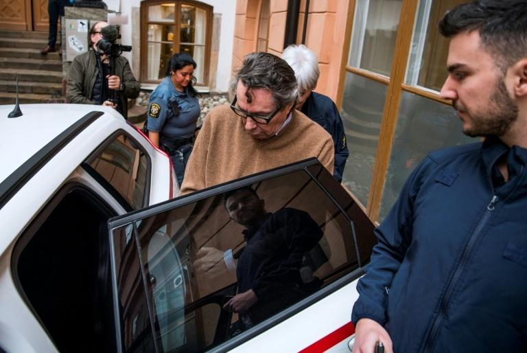 Jean-Claude Arnault was jailed for rape in an affair that shook the Swedish Academy