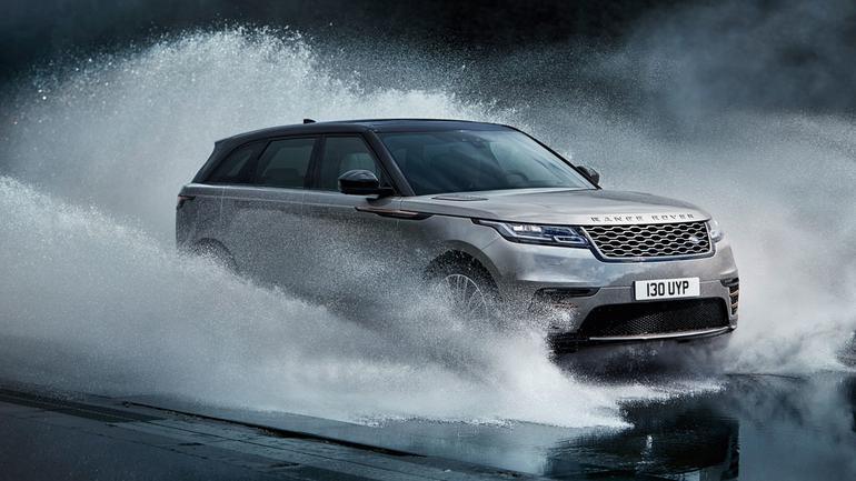 Range Rover Velar - piękny i Inteligentny Techno-SUV