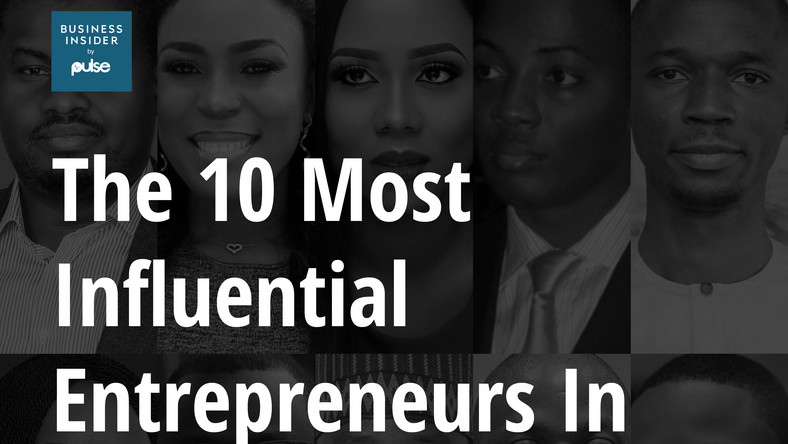 10 influential entrepreneurs in Nigeria under-40