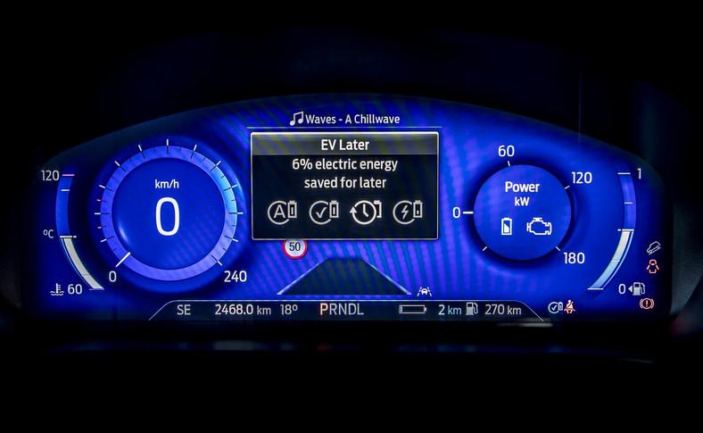 Ford Kuga 2.5 Plug-in Hybrid