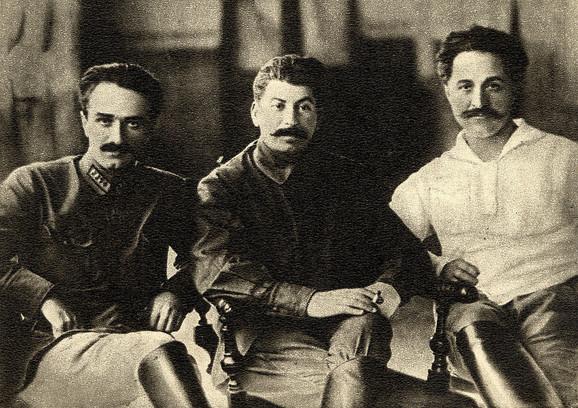 Mikojan, Staljin i Grigorij Ordžonikidze