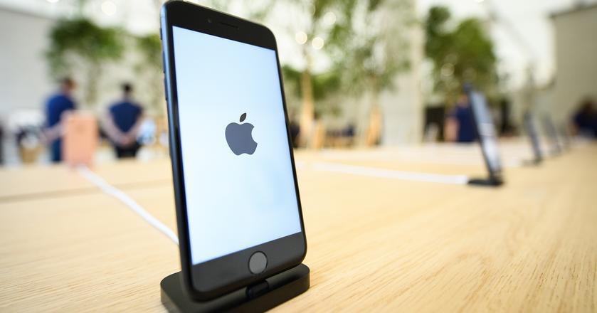 Sprzedaż iPhone'ów nie rośnie już jak kiedyś