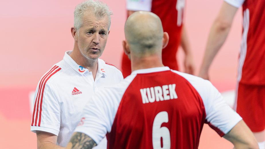 Vital Heynen i Bartosz Kurek