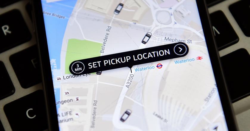 Czy Uber może liczyć na specjalne traktowanie przez Apple'a?