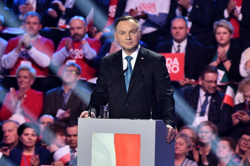Prezydent w kampanii wiele obiecał Polakom