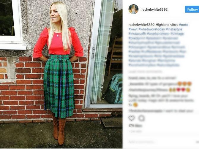 KARIRANA jesen: Vratila se naša omiljena suknja, slutimo da će je žene u Srbiji obožavati