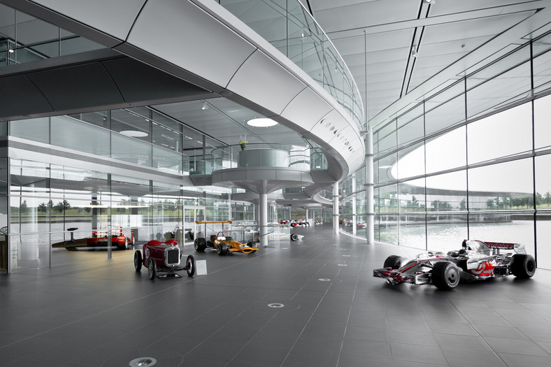 McLaren Technology Centre Woking